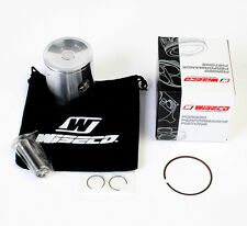 KAWASAKI KX125 KX 125 WISECO PISTON KIT 56MM STD. BORE 1988-1989 SINGLE RING