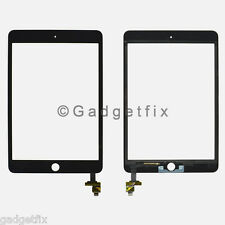 Touch Screen Digitizer Glass + IC Board Flex Connector for Ipad Mini 3 3rd Gen