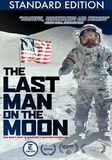 THE LAST MAN ON THE MOON - DVD - Region Free - Sealed