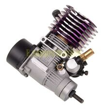 HSP Spare Parts 02060 Engine Vertex VX18 For RC 1/10 Car EG630 &Glow Plug Purple