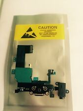 iPhone 5c Charging Port Dock Connector, Headphone Jack Flex for iPhone 5c