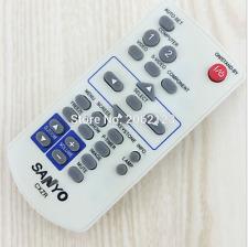 Remote Control For Sanyo PLV-Z5 PLV-Z6 PLV-Z4 PLV-Z1X PLV-Z2 LCD Projector