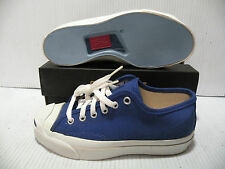 CONVERSE JACK PURCELL VINTAGE MADE IN USA MEN 4 / WOMEN 6 SHOES BLUE 14365 NEW