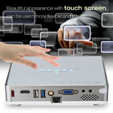 6000 Lumens DLP WiFi Android HD 1080P 3D Home Theater Cinema LAN LED Projector