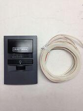 Craftsman Garage Door Opener Motion Detection Control Console (139.54915)