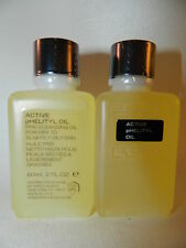Erno Laszlo Active pHELITYL Oil Pre Cleansing for Dry Skin 2 Oz NEW Lot x 2