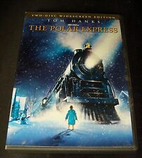 The Polar Express (DVD, 2005, 2-Disc Set, Double Amaray Case Widescreen)