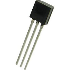 MOTOROLA BC338 TO-92 GP BJT NPN 25V 0.8A Transistor New Lot Quantity-250