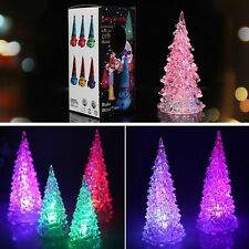 Decoration For Decor Wedding LED Gift Christmas Tree Light Tree Christmas Lamp