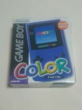 NEW Gameboy Color Purple Console Japan System *FREE SHIPPING* Last one ever?!