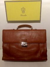 Pineider Cartella Country - Pineider Country Borsa da Lavoro Pellame Minerva