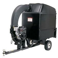 Mower and Vacuum Combo - 6.5 HP - Commercial Duty