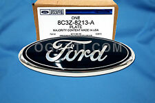 "2008-2014 BRAND NEW OEM FORD OVAL FRONT GRILLE EMBLEM E250 9""  # 8C3Z-8213-A"