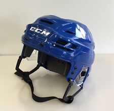 New CCM Resistance 100 NHL/AHL Pro Stock/Return medium M ice hockey helmet royal