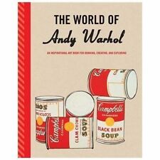 World of Andy Warhol Guided Activity Journal (Warhol Stationery), The Andy Warho