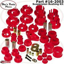 Prothane 16-2003 Total Suspension Bushing Kit-Poly 08-10 Subaru WRX STi 6-speed