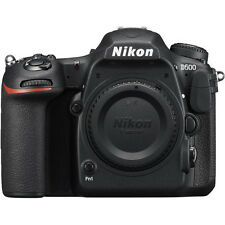 Nikon D500 DSLR Camera (Body Only) - AUTHORIZED DEALER - NIKON USA WARRANTY