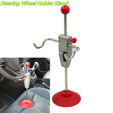 DIY 14.5''/368cm Car SUV Off-Road Steering Wheel Holder Stand Tool Alignment Kit