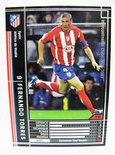 Panini WCCF 2006-07 335 Fernando TORRES Atletico Madrid Spain Rookie Card