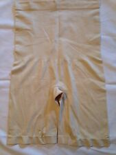 Yummie by Heather Thomson Seamless High-Waist Shaper-Beige-   M/L   NWOT HSN