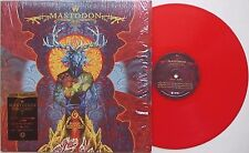 Mastodon - Blood Mountain LP 2010 RED VINYL Killer Be Killed Progressive Metal