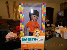 KARITO KIDS DOLL LING (WORLD COLLECTION CHINA)