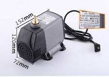 NEW Engraving Machine Cooling Water Pump For CNC Spindle Motor 4M 95W 4000L/H