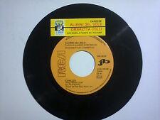 Ombretta Colli / Alunni Del Sole   – Disco 45 giri edizione Juke Box +Stickers