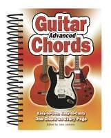 Advanced Guitar Chords von Jake Jackson (2010, Taschenbuch)