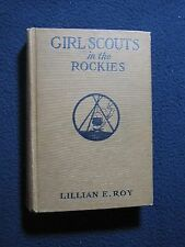 Girl Scouts in the Rockies (Girl Scouts Series, Volume 3) [Hardcover] by Roy