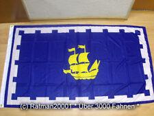 Fahnen Flagge Kanada Quebec City - Premium - 90 x 150cm