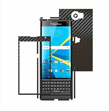 3D Carbon Skin,Full Body Protector for Case,Vinyl Wrap For BlackBerry Priv