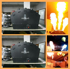 5 Head Flame Thrower - DJ Band Stage Show Effect - DMX Fire Projector Machine