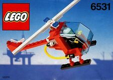 LEGO Town Flame Chaser (6531) (Vintage)