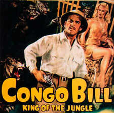 CONGO BILL, 15 CHAPTER SERIAL, 1948