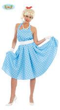 Costume vestito Sandy, grease,adulto Carnevale, party g80350