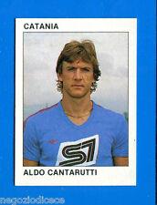 CALCIO FLASH '84 Lampo - Figurina-Sticker n. 55 - CANTARUTTI - CATANIA -New