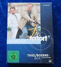 Tatort Thiel/Boerne Box Vol. 1, 4 ihrer besten Fälle, DVD Box
