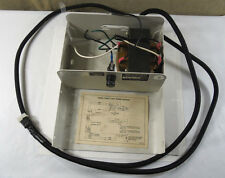 PELTON & CRANE LFTN DENTAL EXAM TRACK LIGHT POWER SUPPLY