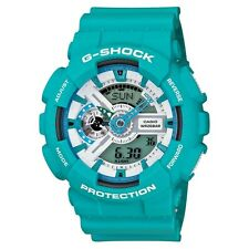 SALE Casio G-Shock Analog & Digital GShock Watch » GA110SN-3A iloveporkie #COD