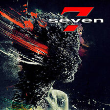 "Seven CD ""Seven"" 2014 Melodic Rock AOR with Mike Devine and Josh Devine"