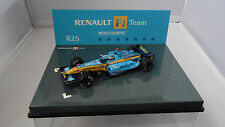 1/43 RENAULT F1 TEAM R25 FERNANDO ALONSO 2005 BY MINICHAMPS RARE