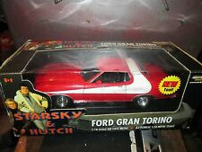 starsky and hutch 74 Gran torino 1974 FORD Ertl 1:18 original box has some wear