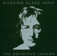 "JOHN LENNON ""WORKING CLASS HERO (BEST OF)"" 2 CD NEUWARE"