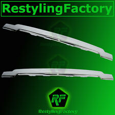 09-14 Ford F150 Truck Triple Chrome Hood Shield Guard Bug Deflector Platinum