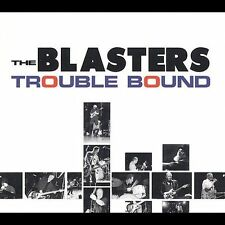 Trouble Bound by The Blasters (CD, Oct-2002, Hightone) Live Los Angeles CA