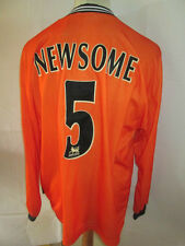 Sheffield Wednesday 97-98 Jon Newsome Match Worn Football Shirt Size XL /7624