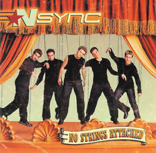 "*NSYNC (with Justin Timberlake) ""No Strings Attached"" w/ Bye Bye Bye & more"