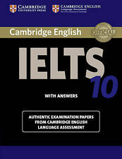 Cambridge IELTS 10 Student's Book with Answers Audio CD included