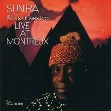 SUN RA & HIS ARKESTRA LIVE AT MONTREUX JAZZ FESTIVAL 1976 - DELUXE 2-CD SET